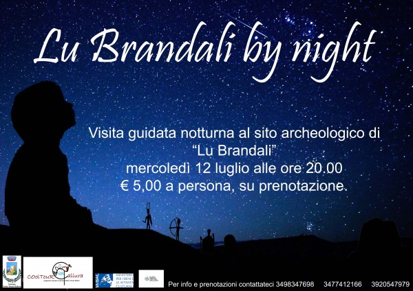 LU BRANDALI BY NIGHT