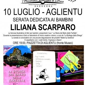 Locandina A3 Rassegna letteraria Aglientu