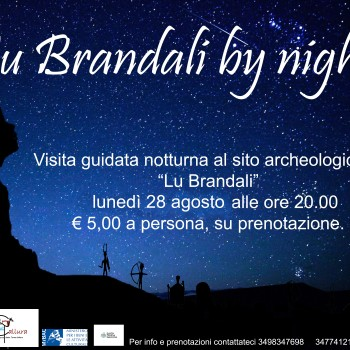 LU BRANDALI BY NIGHT agosto