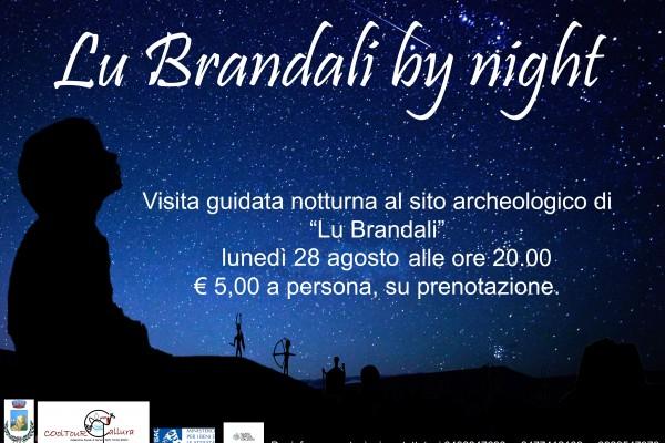 LU BRANDALI BY NIGHT agosto