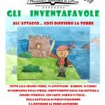 Locandina A3 Rassegna letteraria Laboratorio torre INVENTAFAVOLE