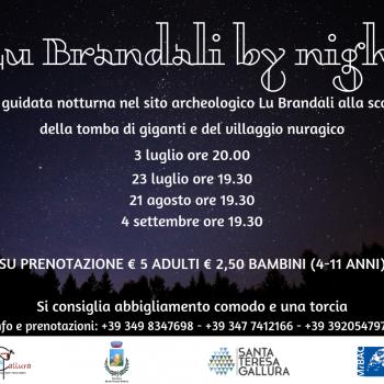 Lu Brandali by night 2019